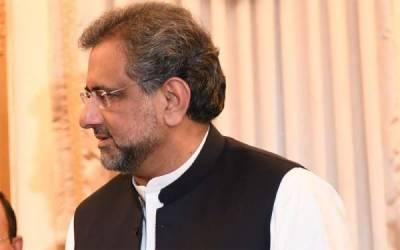 بہاولپور صوبے پر اعتراض نہیں ،حکومت عوام کو تنگ کررہی ہے عملی کام کوئی نہیں کر رہی ،شاہد خاقان عباسی