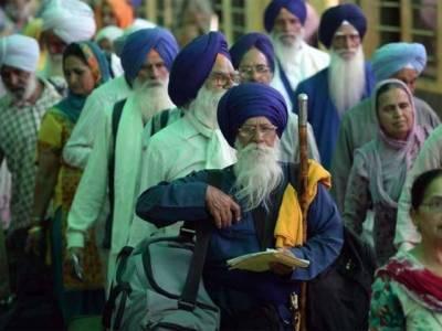 وساکھی میلہ اورخالصہ جنم دن ،بھارت سے پاکستان آنے کے خواہشمند سکھ یاتریوں کے لئے افسوسناک خبر آ گئی
