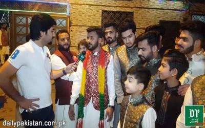 شادی ہال پر پابندی کی وجہ سے پاکستانی دولہے کے دھوم دھام سے شادی کے ارمان ٹوٹ گئے