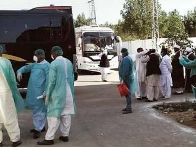 کرون وائرس ،بلوچستان میں 28فروری سے 15مارچ تک زمینی اور فضائی راستوں سے کتنے ہزار افراد داخل ہوئے؟حیران کن اعداد و شمار سامنے آگئے