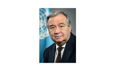 کورونا وائرس،اقوام متحدہ کے سیکرٹری جنرل انتونیو گوتریس کا دنیا کے نام اہم پیغام