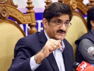 حکومت سندھ نے کورونا وائرس کی صورتحال کے پیش نظر صوبے میں تمام ترقیاتی فنڈز منجمد کردئیے