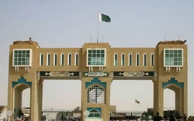 چمن میں پاک افغان بارڈر تجارت کیلئے کھول دیا گیا