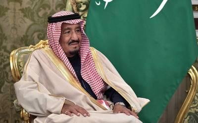 پاکستان کے قومی دن پر سعودی فرمانروا خادم حرمین شریفین اور سعودی ولی عہد کی مبارکباد