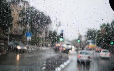 ملک کے بیشتر علاقوں میں آج بارش اور ژالہ باری کا امکان