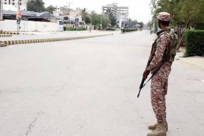پنجاب اور بلوچستان میں 14روز کیلئے لاک ڈاﺅن کاآغاز ہو گیا
