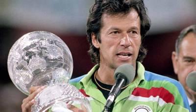 پاکستان کو کرکٹ کاورلڈ چیمپین بنے 28 سال مکمل ہو گئے