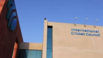 آئی سی سی نے ورلڈکپ ٹرافی ٹور سمیت 30جون تک ہونے والے تمام کرکٹ ایونٹس ملتوی کردیے