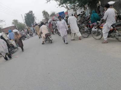 پنجاب کا وہ علاقہ جہاں عوام اور انتظامیہ نے دفعہ 144کی دھجیاں اڑادیں، ویڈیو بھی وائرل