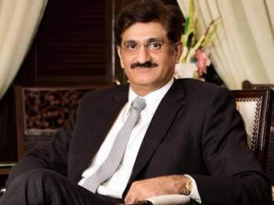 شکریہ مراد علی شاہ،عثمان بزدار کا وزیر اعلیٰ سندھ سےٹیلی فونک رابطہ