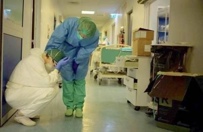 کورونا وائرس کا ٹیسٹ مثبت آنے پر نرس نے خود کشی کرلی