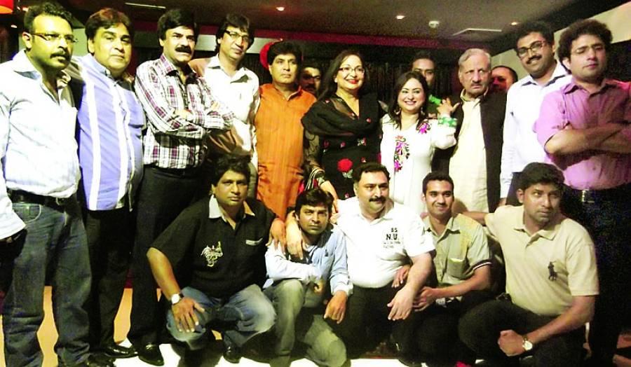 میڈم سنگیتا کی سینئر صحافی عاشق چوہدری کے اعزاز میں تقریب