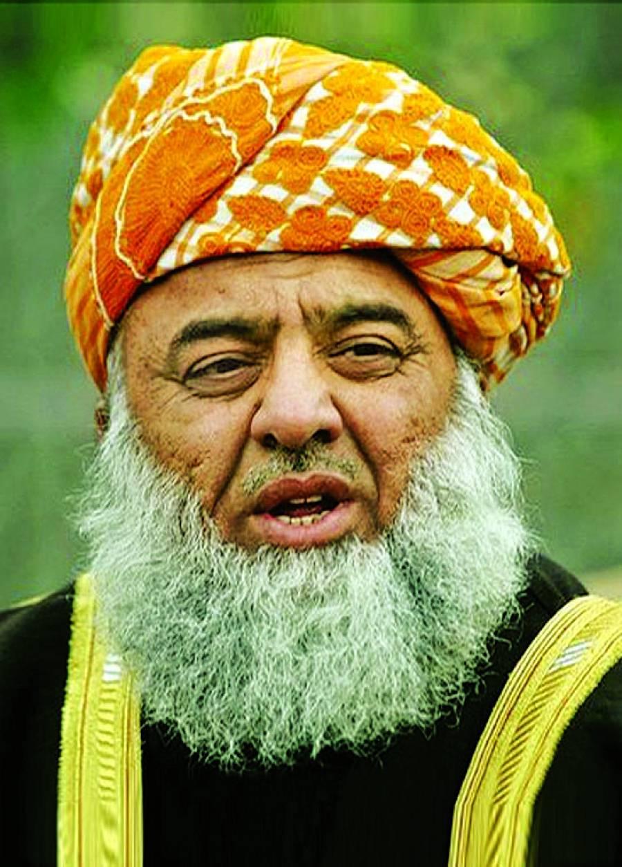 مولانا فضل الرحمن اور شجاعت کی ملاقات کی اندرونی کہانی