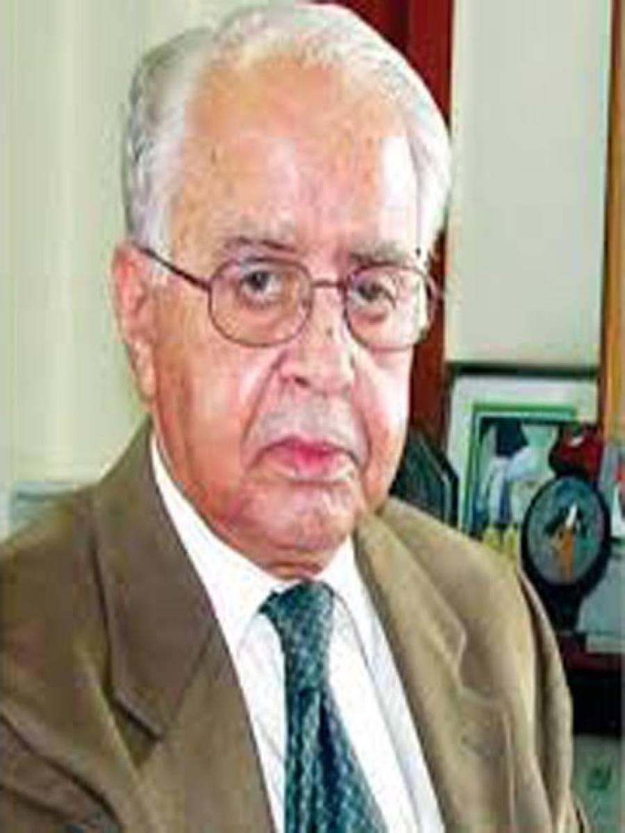 نظریہ پاکستان کے محافظ کی موت