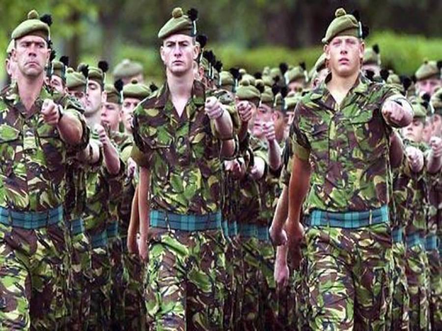 کیا برٹش آرمی کی ایک نئی جنگجو نسل پیدا ہو چکی ہے؟