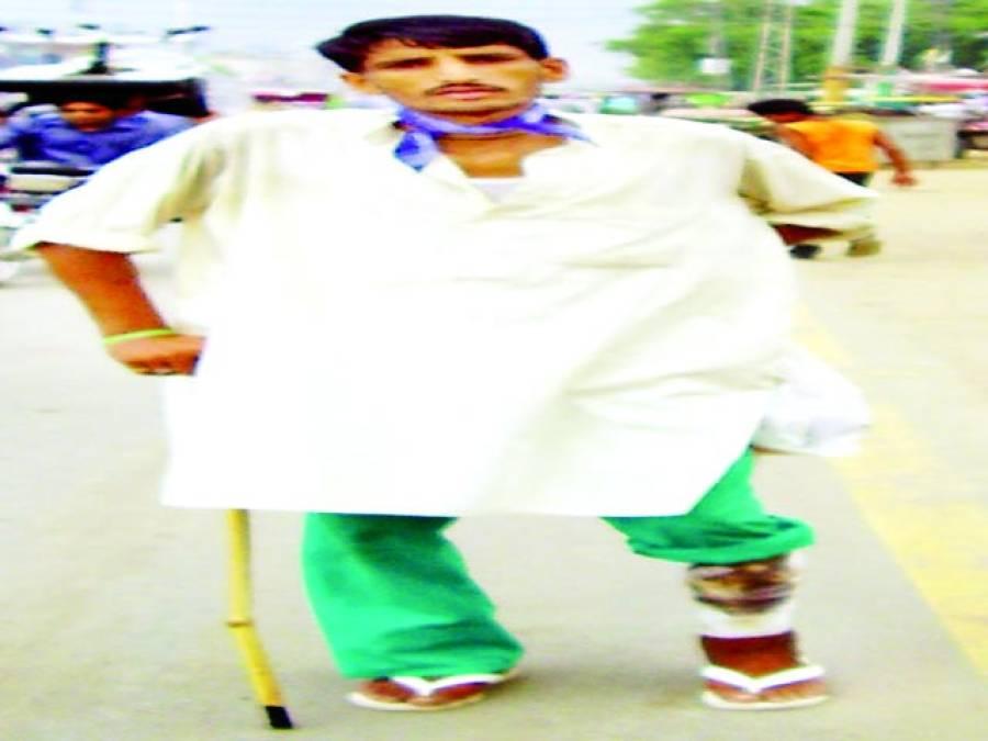 باغبانپورہ پولیس کی بے حسی حادثے کا شکار ہونے والا نوجوان رپورٹ درج کرانے کیلئے خوار