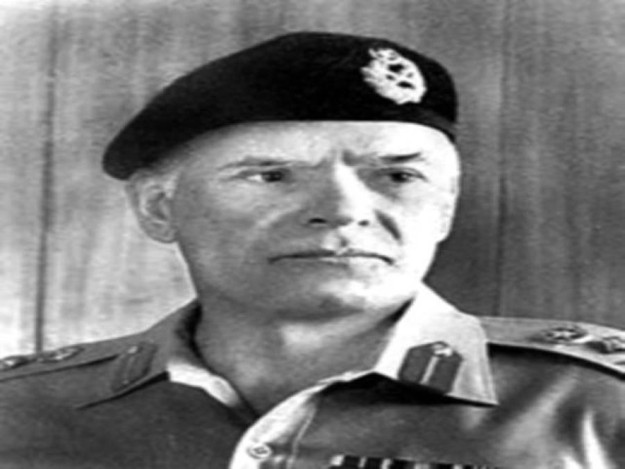 جنرل اختر عبدالرحمن:شہید جہاد افغانستان