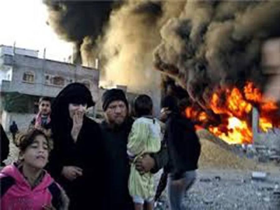 """غزہ سے بھی """"داعش"""" نمودار ہوگی"""