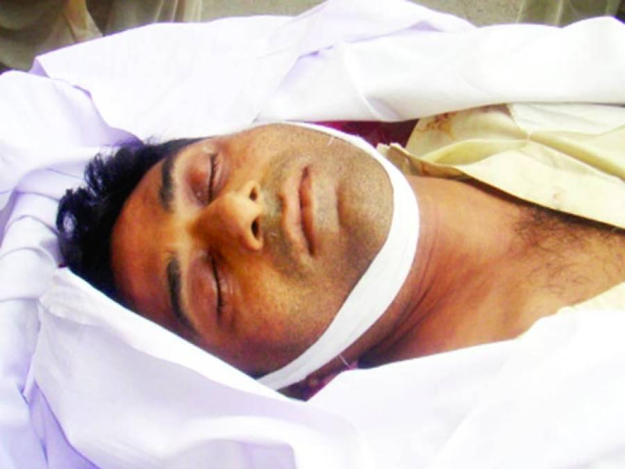 شاہدرہ ، دو مو ٹر سائیکلوں میں تصادم سے 27سالہ نو جوان جاں بحق