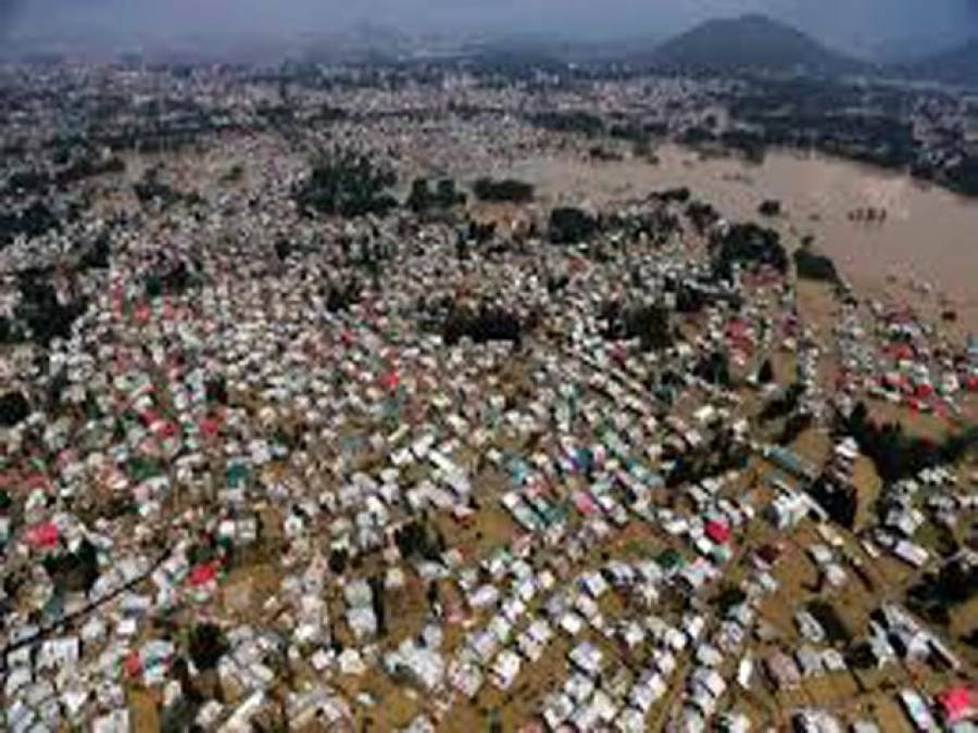 پنجاب میں تاریخ کا بدترین سیلاب اور ریلیف کی حکومتی کاوشیں