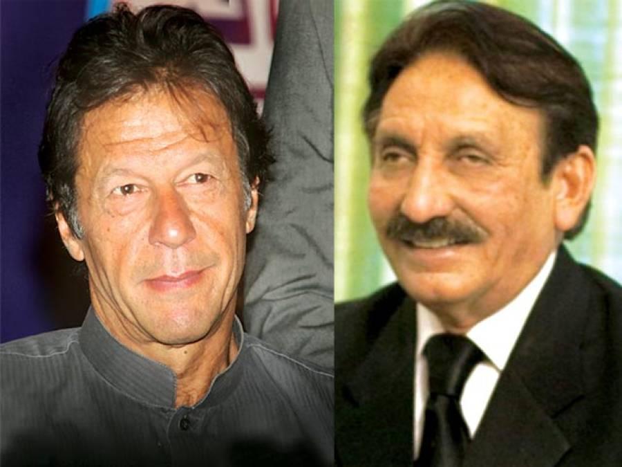 ہتک عزت پر سمجھوتہ نہیں ہو گا ، سابق چیف جسٹس ، افتخار چوہدری جمہوریت کے دشمن ہیں ،عمران خان