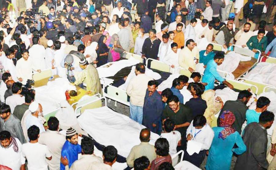 لاہور میں کربلا
