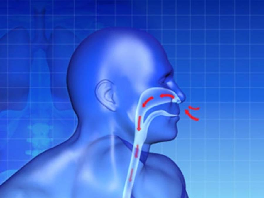 سانس کی نالیوں کی دائمی بیماری