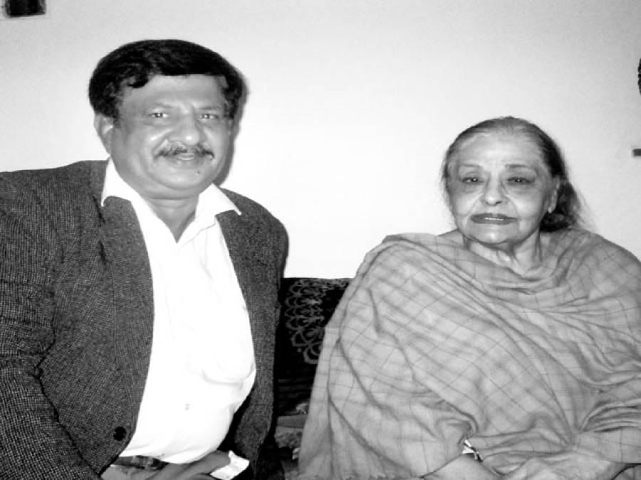 سید سلیم گیلانی نفیس اور آرٹ کے متوالے انسان تھے، فریدہ خانم