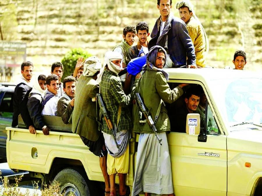 صنعا:باغی گشت کر رہے ہیں