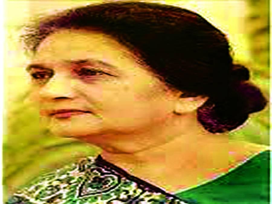 کراچی ،اردو کی پہلی شاعرہ ادا جعفری انتقال کرگئیں،نمازجنازہ آج ہو گی
