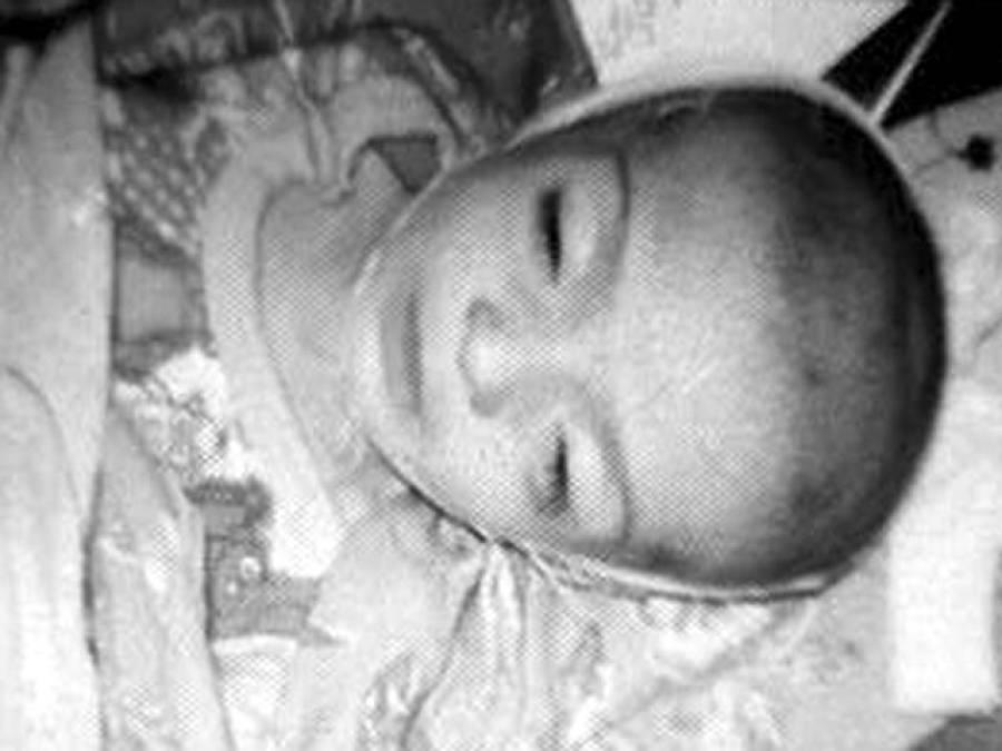نشئی باپ نے رقم نہ ملنے پر 8 ماہ کی بچی کو قتل کر دیا