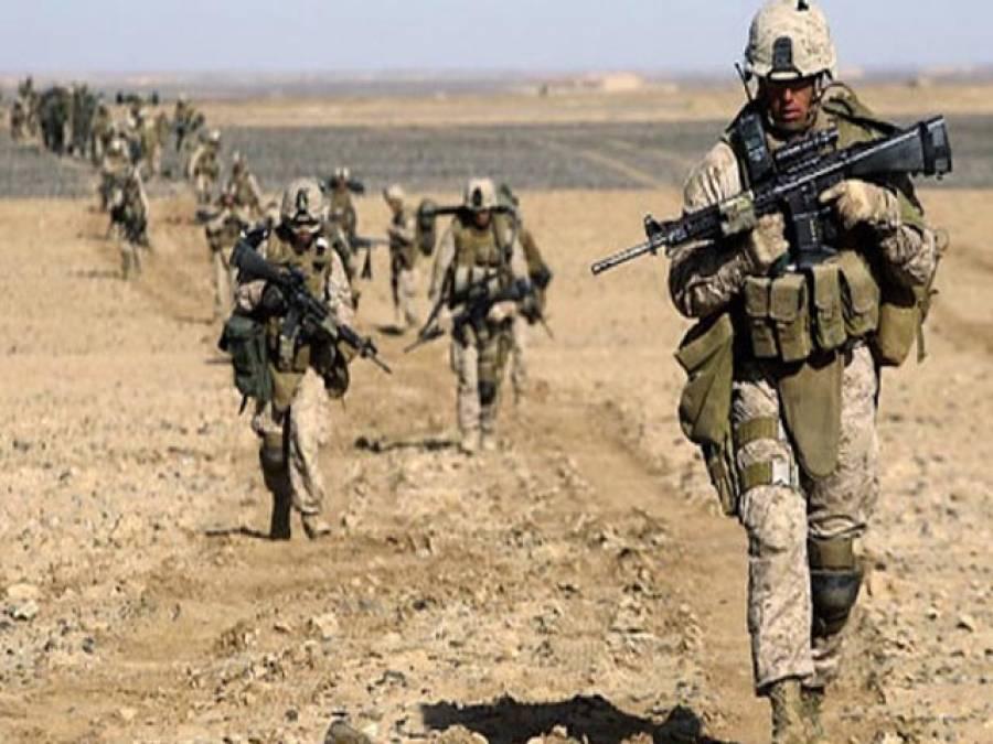 روس اس دفعہ افغانستان میں نہیں شام میں ہے