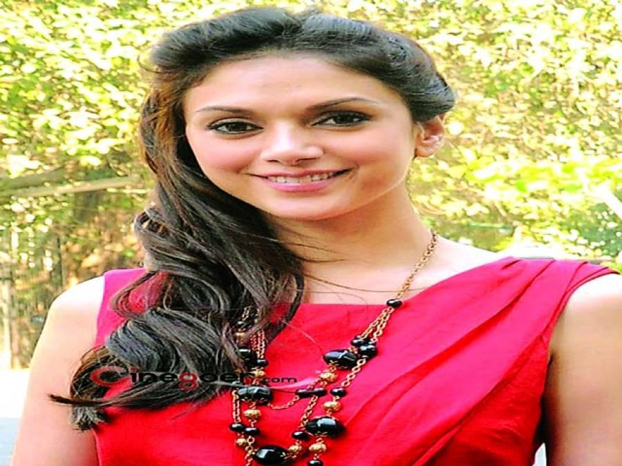 آدیتی راؤ حیدری نے اپنی 29ویں سالگرہ منائی