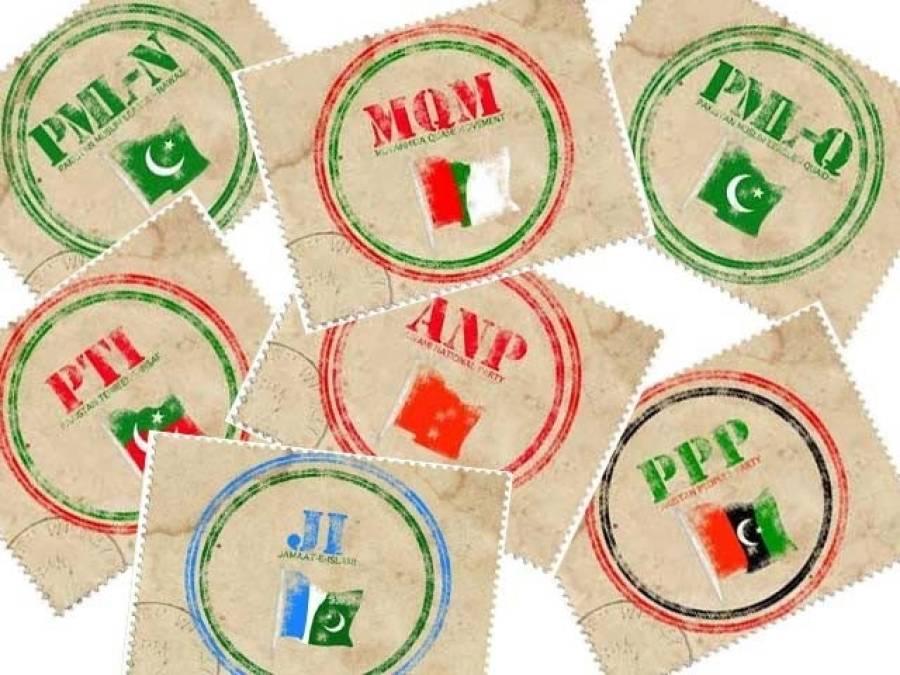 پاکستانی سیاست میں تشدد کا رجحان