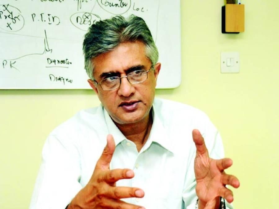 پاکستان میں ایڈز کے مریضوں کی تعداد ایک لاکھ سے زائد ہے،ڈاکٹر فیصل سلطان
