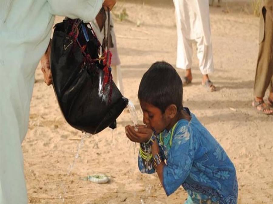 تھر میں بھوک اور پیاس سے بچوں کی اموات ؟
