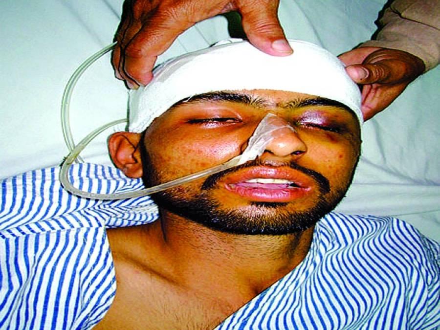 جنرل ہسپتال انتظامیہ کو زیر علاج مریض کے لواحقین کی تلاش