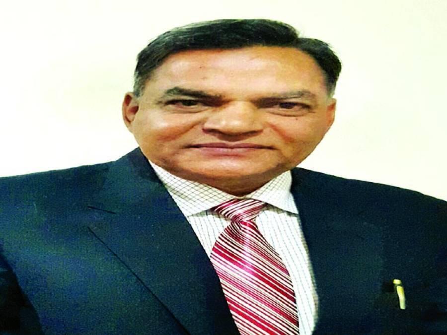 روزنامہ پاکستان کے کالم نگار پروفیسر شاہد گورنمنٹ سائنس کالج کے پرنسپل تعینات