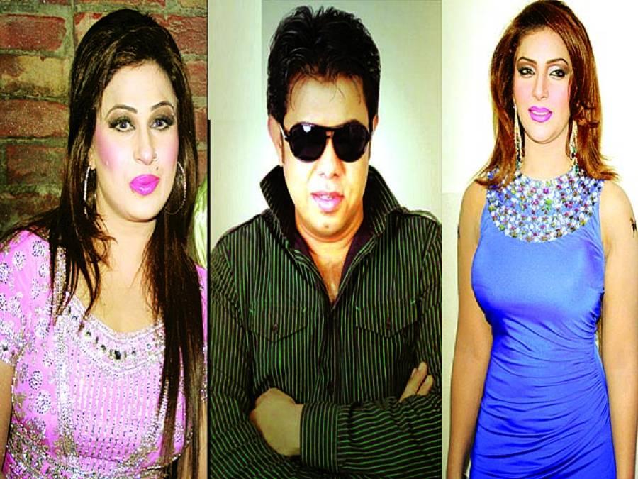 ماہ نور،نسیم وکی اور ہنی شہزادی کی ذولفقار مانا کے ڈیرہ پر صلح