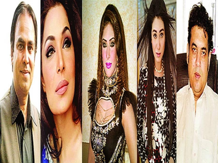 سانحہ لاہور پر اداکاروں کاشدید افسوس کا اظہار
