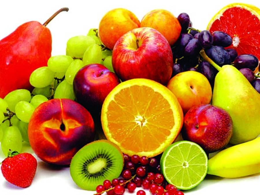 روزانہ پھلوں کا استعمال دل کے دورے کے خطرات کم کرتا ہے، تحقیق