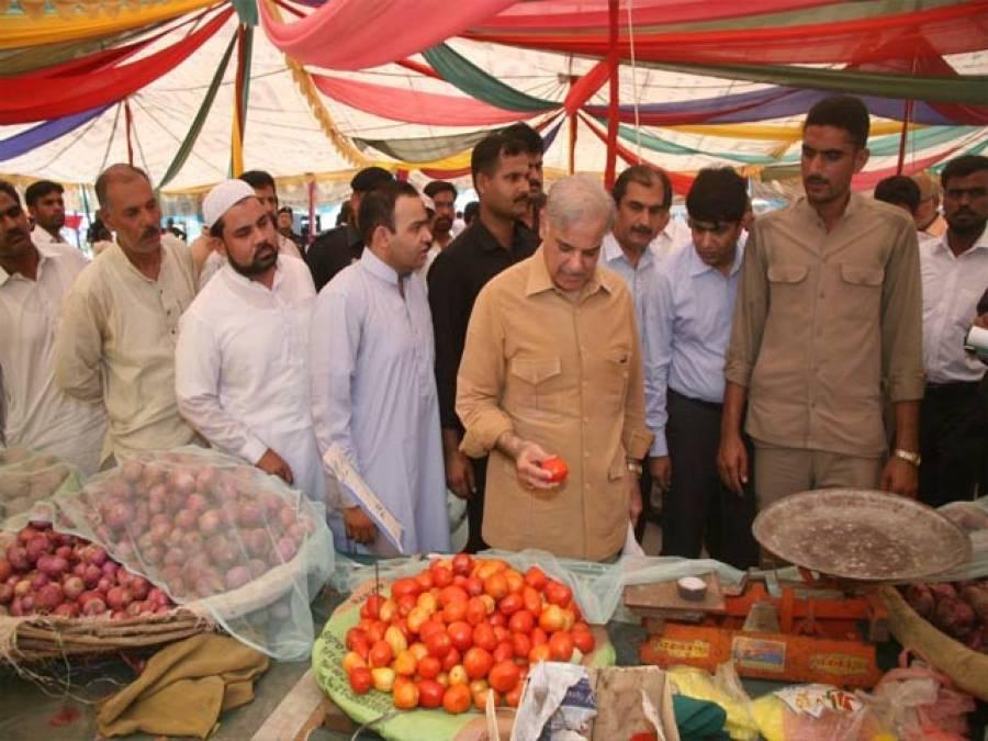 رمضان المبارک میں خادم اعلیٰ کی عوامی خدمت