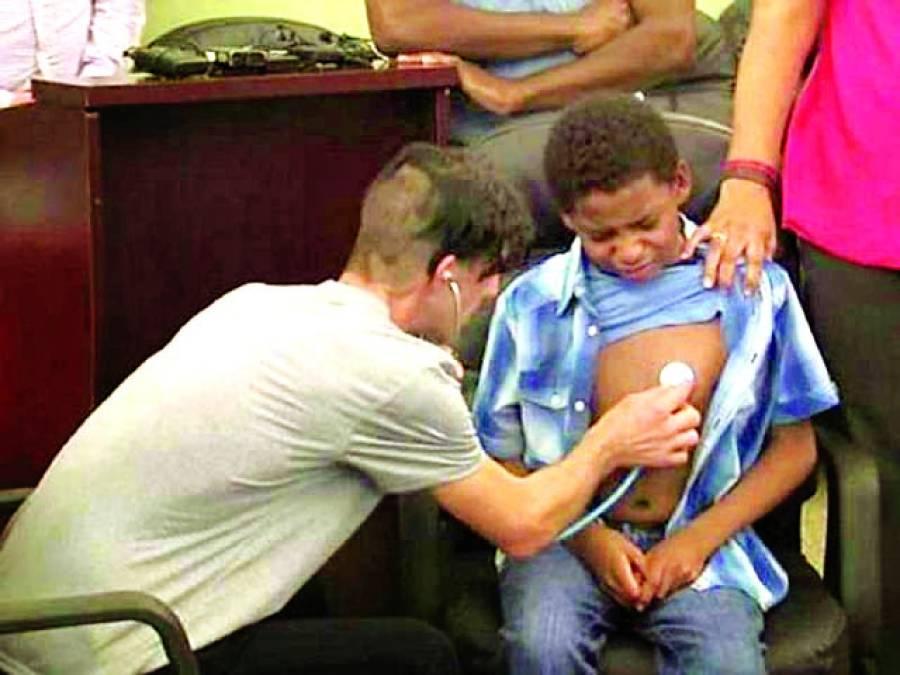 امریکہ: 14سالہ لڑکی مرنے کے بعد بھی14سالہ لڑکے کو زندگی دے گئی