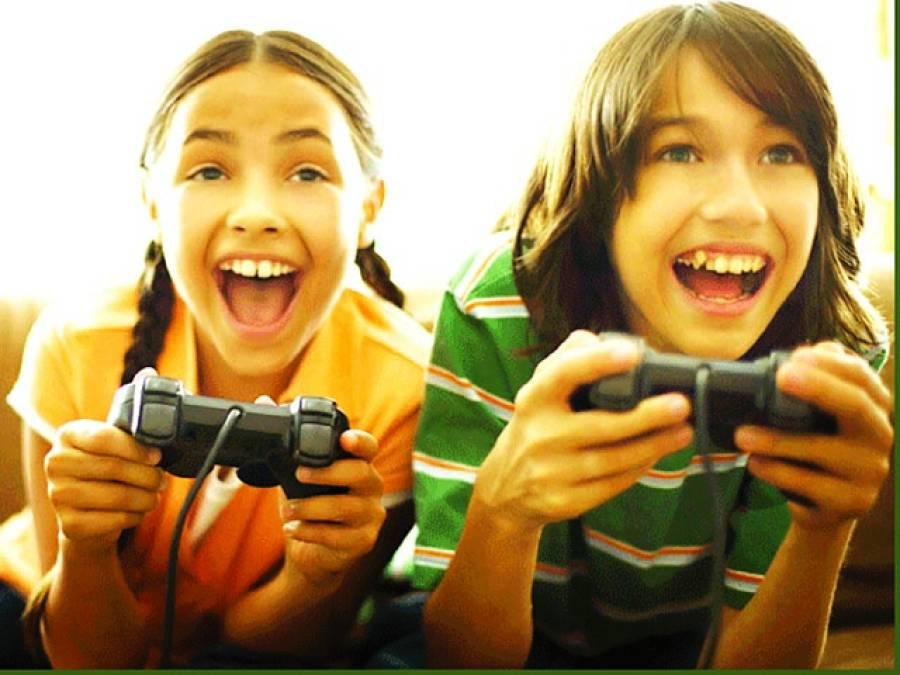 ویڈیو گیمز کھیلنے والے بچوں کی تعلیمی صلاحیت بہتر ہوتی ہے، تحقیق