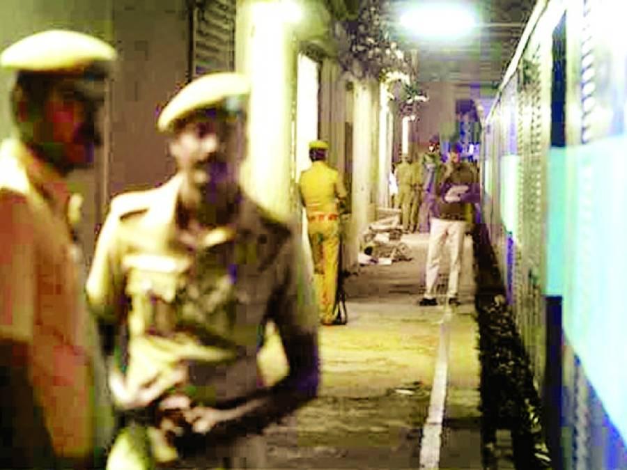 فلمی سین حقیقت بن گیا،بھارت میں چلتی ٹرین سے کروڑوں روپے چوری