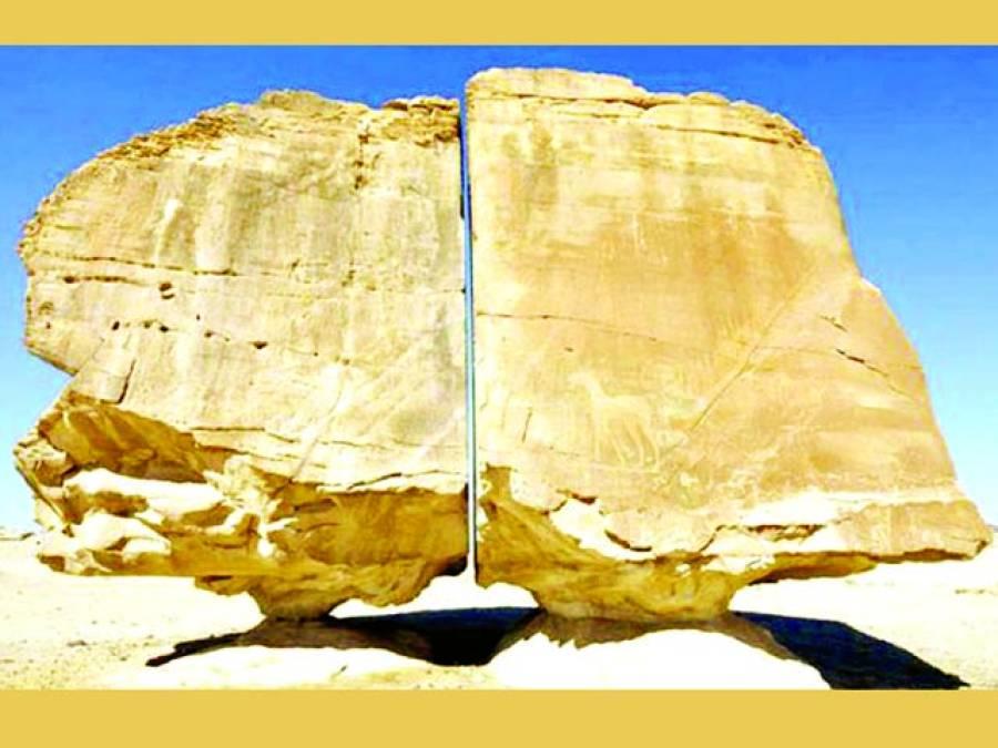 سعودی عرب کے صحرا سے90 ہزار سال قبل کسی انسان کے ہاتھ کی انگلی کی ہڈی دریافت
