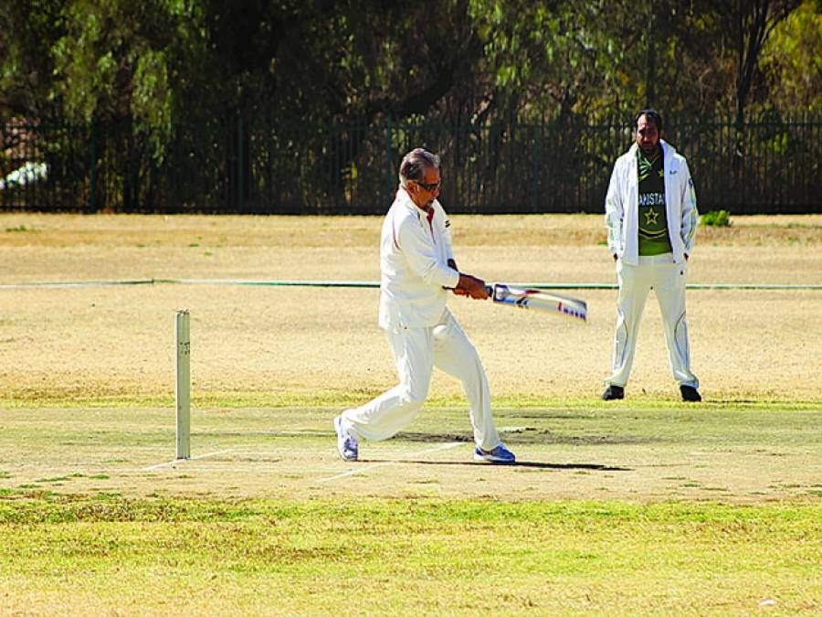 جوہانسبرگ،پاکستان ساؤتھ افریقہ ایسوسی ایشن نے کرکٹ میچ میں ہائی کمیشن کی ٹیم کو شکست دیدی