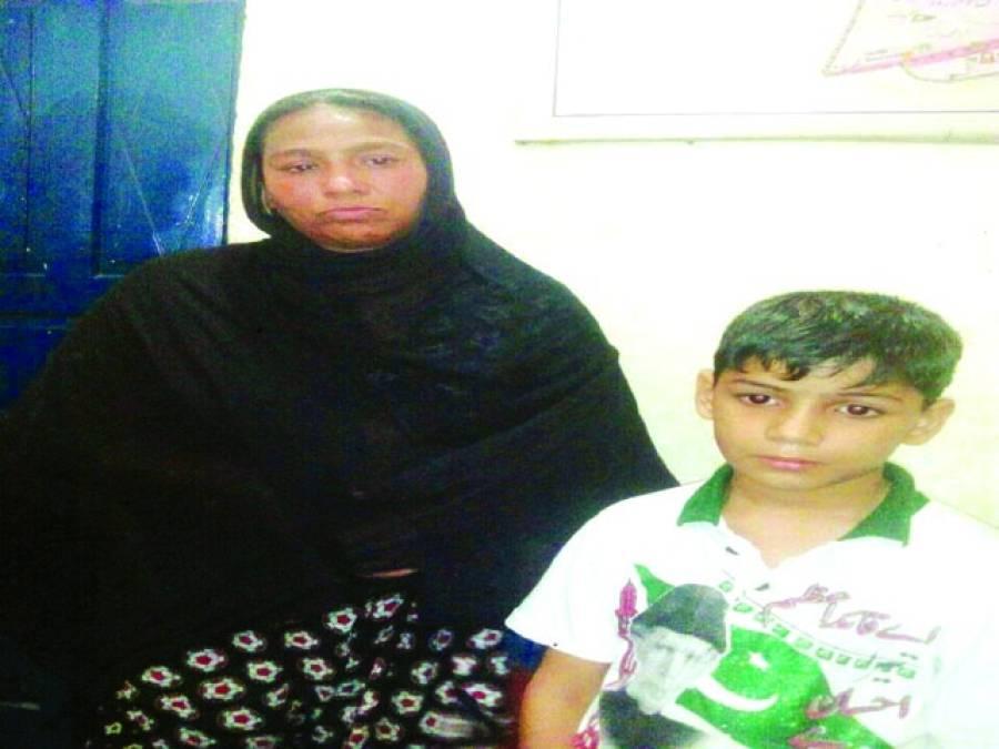 بھوگیوال، شہریوں نے خاتون کو اغوا کار سمجھ کر تشدد کا نشانہ بنا ڈالا