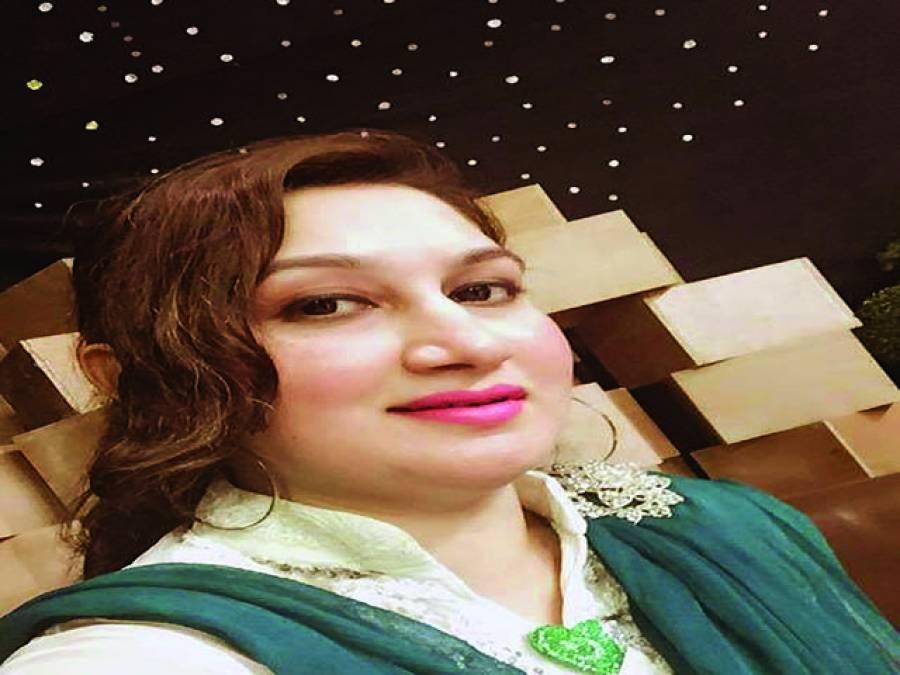 عروج علی کی پی ٹی وی ملتان مرکز کے عید شو میں یادگار پرفارمنس