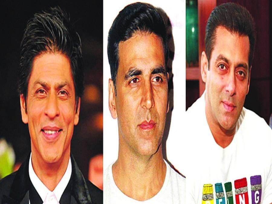 انوراگ کشیاب نے امیتابھ، شاہ رخ، سلمان اوراکشے کوبالی ووڈ کیلئے نقصان دہ قراردیدیا